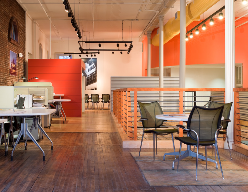 Harriman Architects - Portland Office