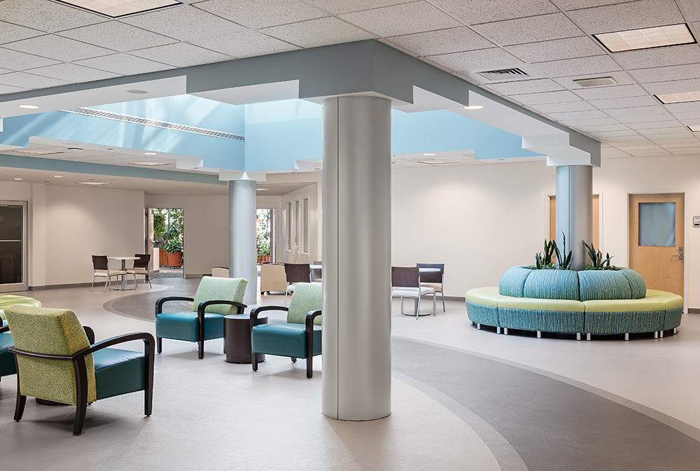 New Hampshire Hospital Inpatient Stabilization Unit Renovations