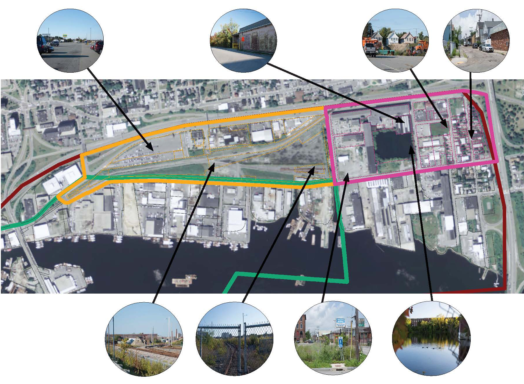 New Bedford Waterfront Redevelopment Plan