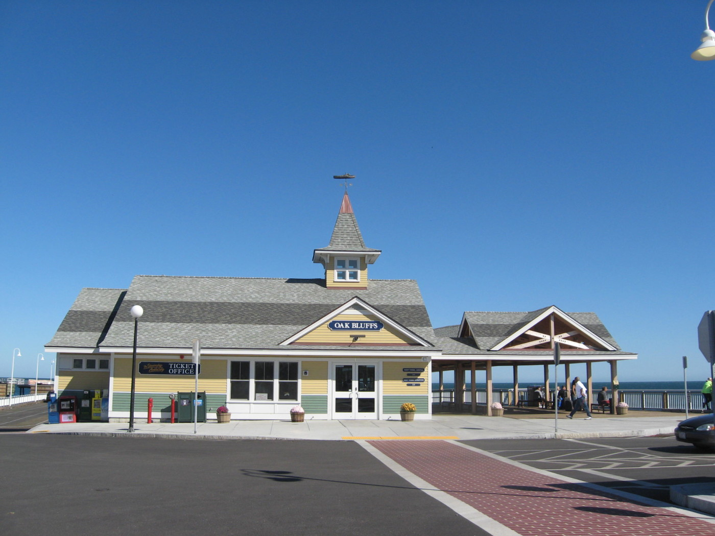 Oak Bluffs Ferry Terminal