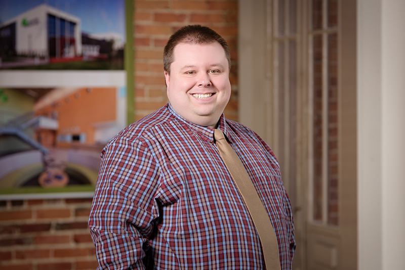 Employee Spotlight: Tyler Johnson Assoc. AIA, LEED AP BD+C