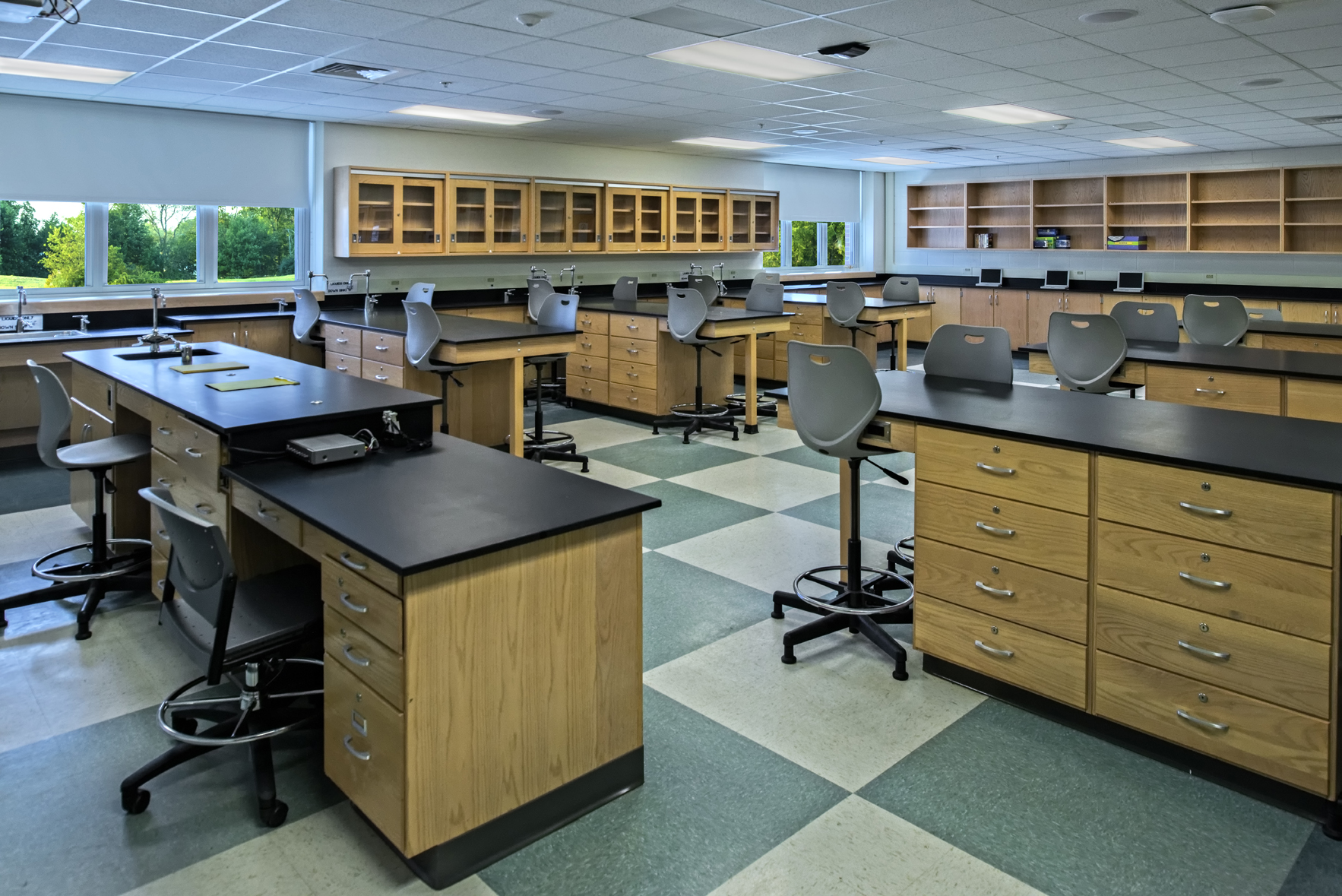 new-science-classroom